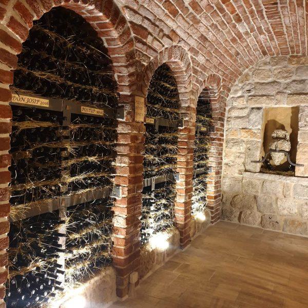Boutique winery Mikulic wine cellars