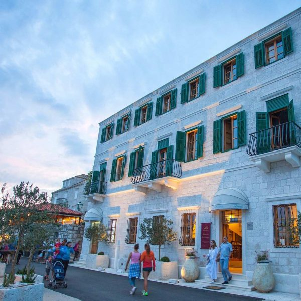 boutique hotel adriatic orebic