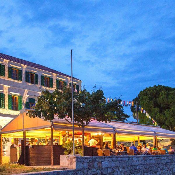 hotel adriatic orebic